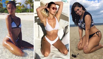 44 Sexy Stars Slaying The Bambi Pose ... Bucking Awesome!