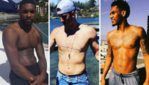 The Hottest Hopefuls of the NBA Draft ... See The Baller Bods!