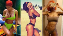 Iman Shumpert's Best Bday Gift ... His Smokin' Hot Wife Teyana Taylor