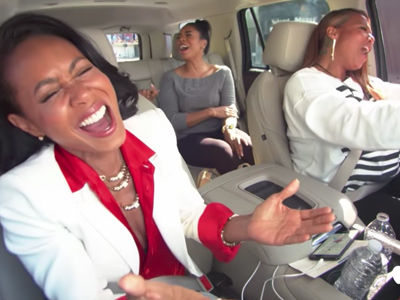 'Girls Trip' Cast Nearly CRASHES In 'Carpool Karaoke' -- But Fans Are TICKED About This Video!