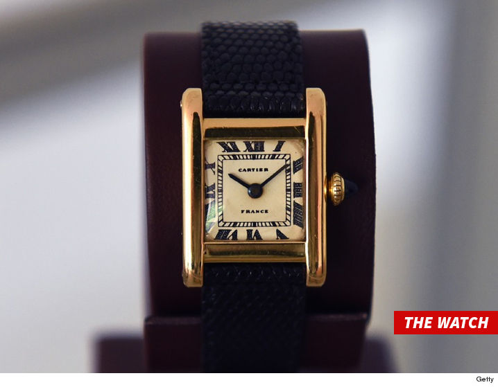 Kim Kardashian spends $379G for Jackie Kennedy's watch