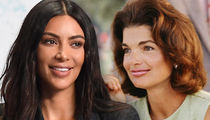 Kim Kardashian West Scores Jackie Kennedy Watch at Auction