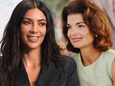 Kim Kardashian West Scores Jackie Kennedy Watch at Auction