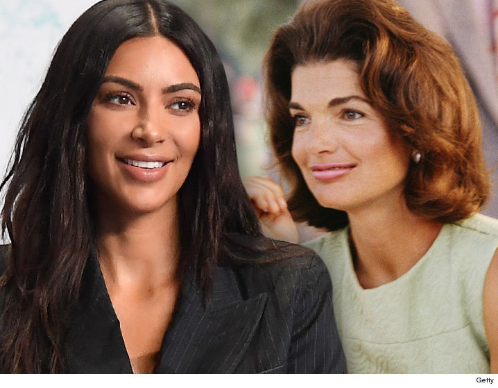 Kim Kardashian Just Bought Jackie Kennedy's Cartier Gold Watch for almost $400000