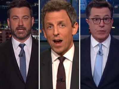 Late-Night Comedians UNLOAD on Senate Republicans for Top Secret Health Care Plan