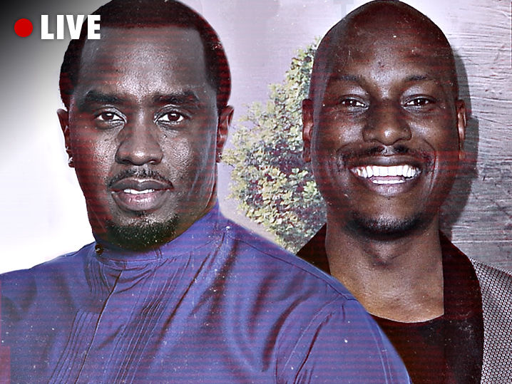 TMZ Live: Diddy: Tyrese Calls Out Shatner At Screening!
