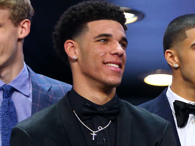 Lonzo Ball Drafted By the Los Angeles Lakers