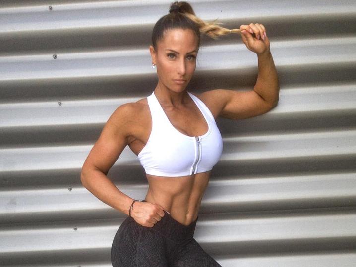 fitness model rebecca burger killed by exploding whipped cream canister tmzcom