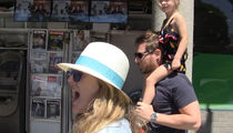 Drew Barrymore's Family Is Down with the Zombie Life