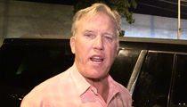 John Elway: Warren Sapp's Donating His Brain? 'I'll Donate Mine, Too'