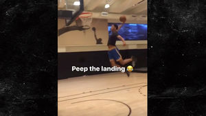 Lonzo Ball Destroys Rim in Pre-Draft Dunk Video
