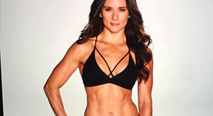 Danica Patrick Wants You To See Her 'Real' Vs. 'Produced' Abs