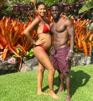Kevin Hart and Eniko's Hawaii Vacation