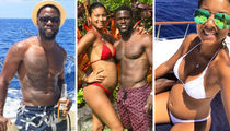 Kevin & Eniko Hart Look Hot in Hawaii ... See The Couple's Paradise Pics