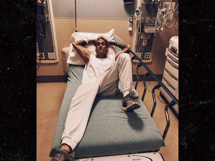 Aaron Carter Hospitalized After Woman Bullies, Body Shames Him ...