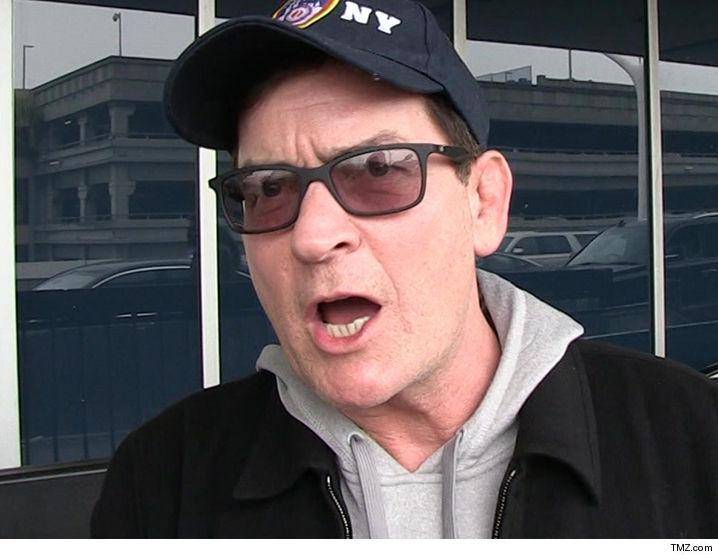 Charlie Sheen Sued for Allegedly Exposing Ex-Lover to HIV