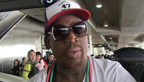 Dennis Rodman to Trump: We Can Make Peace with N. Korea Together!