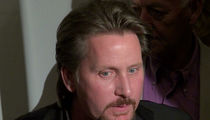 Emilio Estevez's Gun and Ammo Stolen During Car Break-In