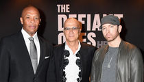 Eminem Shows Off New Beard with Dr. Dre and Kendrick Lamar