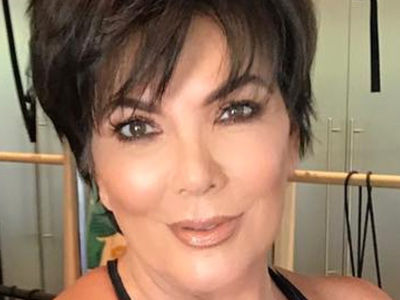 We NEED to Talk About Kris Jenner's Body -- Is This Revealing Pic Photoshopped?