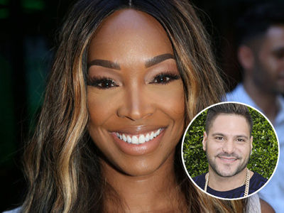 Malika Sets Record Straight on Relationship With Ronnie Ortiz-Magro: 'We Are Not Friends'