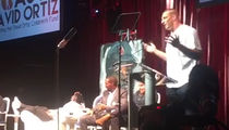Gronk Zings Jews, Blacks, 'Fat Ass' at David Ortiz Roast