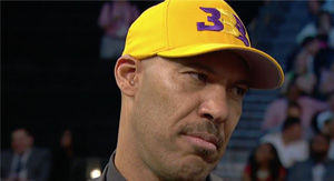 Watch LaVar Ball Make Ultimate Villain's Exit From NBA Draft Amid Boos From The Crowd
