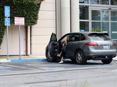 Abby Lee Miller Violates Law by Parking in Disabled Spot Weeks Before Prison