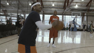 Allen Iverson Practices for Debut of Ice Cube's BIG3 League