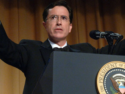 Is Stephen Colbert Running for President in 2020?!
