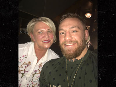 Conor McGregor Pimps Out Mom's House, Custom Everything!