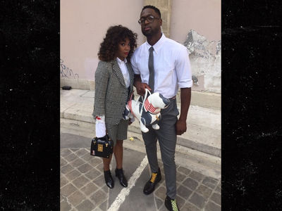 Dwyane Wade Rocks Expensive Doggie Man Purse Because Fashion