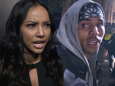 Karrueche Tran's Restraining Order in Effect During Chris Brown's BET Awards Appearance