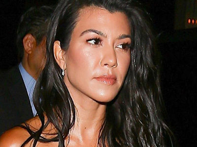 WOW, Kourtney's Abs Stole the Show at Khloe's Birthday Bash -- Check Out This HOT Outfit!