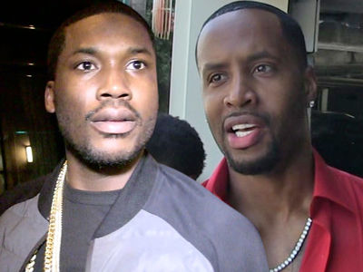 Meek Mill Warned Safaree to Stay Away from BET Awards Weekend