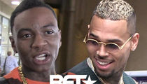BET Celebrity Basketball Game Chooses Chris Brown Over Soulja Boy