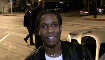 A$AP Rocky Campaigns for Peace Following Scuffle