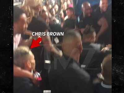 Migos and Chris Brown Fight Sucked in Future & DJ Khaled Too