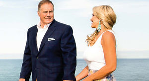 Bill Belichick Proves He's a Hopeless Romantic In…