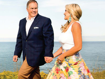 Bill Belichick Proves He's a Hopeless Romantic In Photo Shoot With Girlfriend