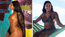 Porsha Williams' Never Ending Summer Vacay ... See The 'Housewives' Hottie in Paradise