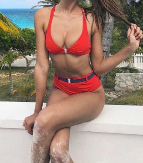 Guess whose red, white, or blue bikini bod!
