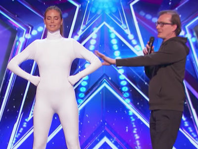 'America's Got Talent' Recap: See How One Contestant Used Heidi's BODY to Win BIG!