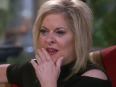 Nancy Grace Relives Fiance's Brutal Murder With 'Hollywood Medium' Tyler Henry (Video)