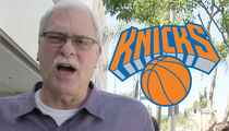 NY Knicks Firing Phil Jackson