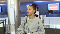 Karrueche Tran Not in the Mood to Talk Chris Brown, Migos Fight