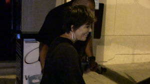 Kris Jenner Leaving Craig's Sunday Night