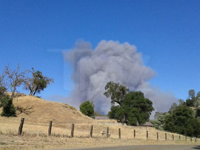 Johnny Galecki's Ranchland Up in Smoke, First Pic