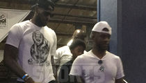 Chris Paul & LeBron James Bro Down After Rockets Trade