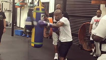 Floyd Mayweather: I'm Not the Fighter I Was, But Still a Legend